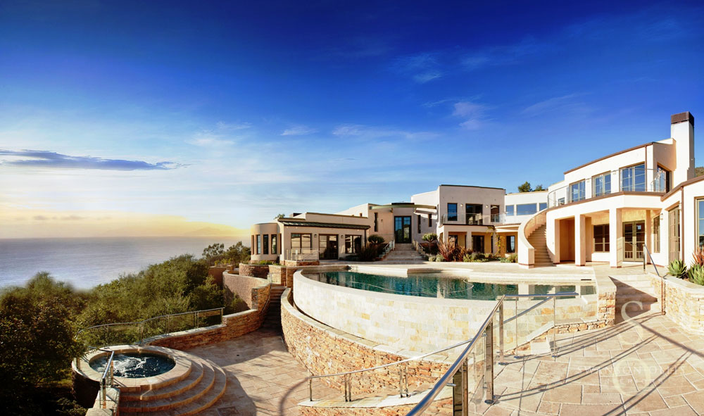 Laguna Beach Contemporary Ocean Estate