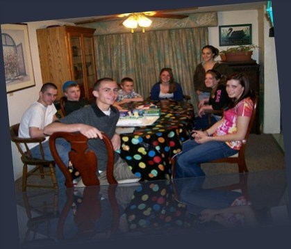 Gary's 18th Birthday Party