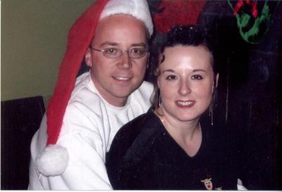 Shawn and Christina 2005
