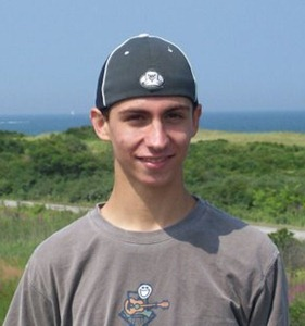 Gary, Jr. at Plum Island July 2007