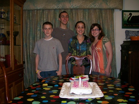 Christina 19th Birthday