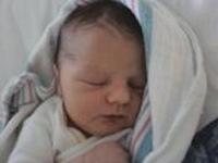 Tomas Norman Downer at birth