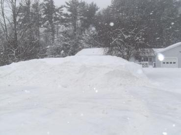 Where did our neighbor's house go? - Otter River