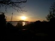 Sunset on the West coast of Florida