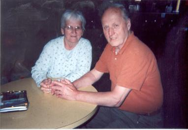 Arlene & Phil-our bowling fans