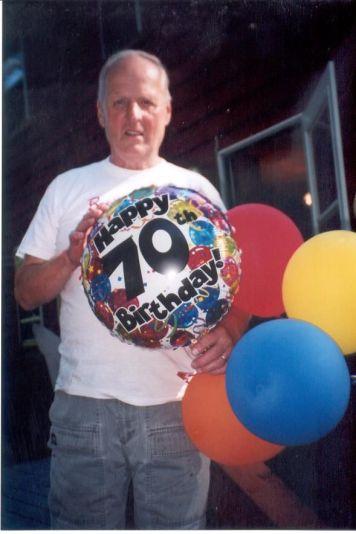 Phil's 70th Aug. 2007