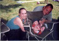 Sheena, Braydon and Barry