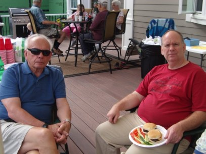 Martin M and Mark W