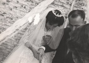 1960 -Tillie George Wedding 3