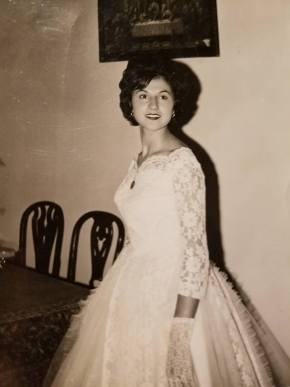 1960.4 Tillie George Wedding