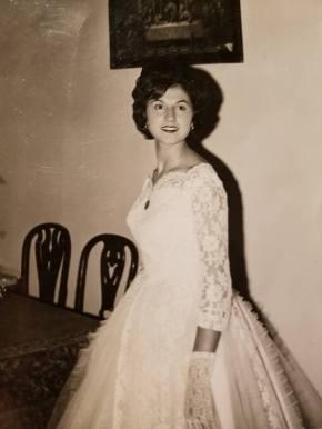 1960.4 Tillie George Wedding