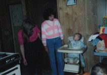 1992 Tillie Lisa JR 1st Bday