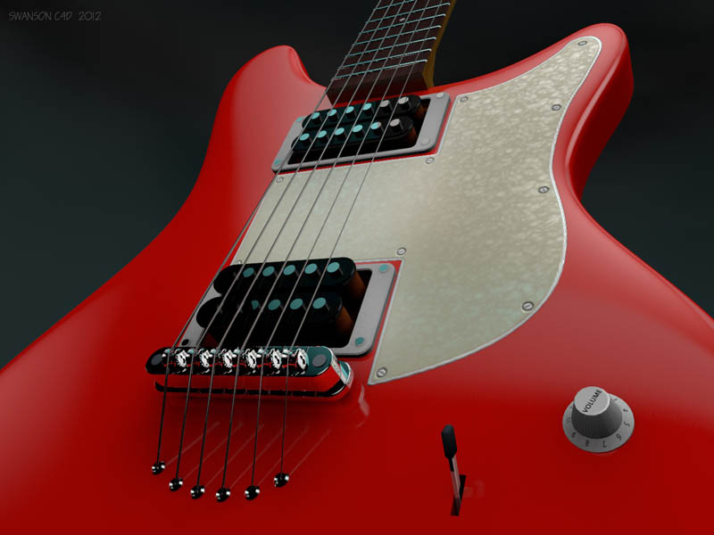 GuitarBodyShot