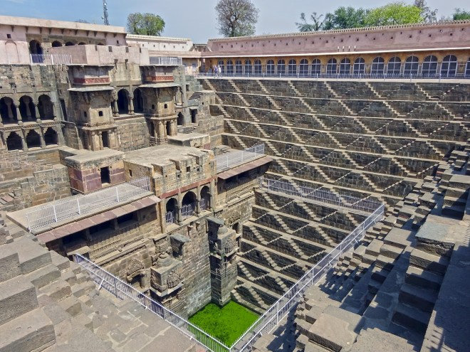 Chand Baoli - Jaipur - View 2