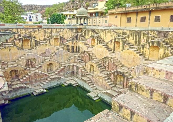 Meena Panna Ka Kund - Jaipur