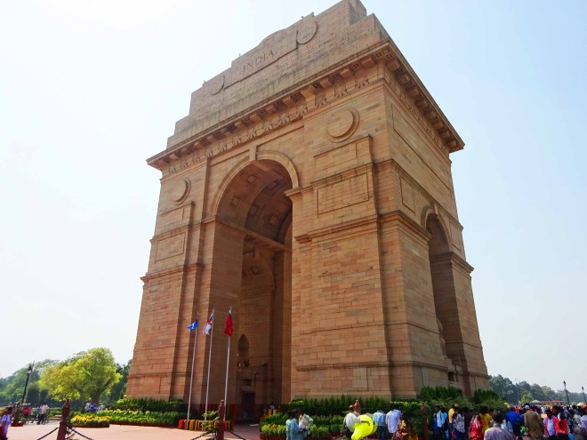 india gate3