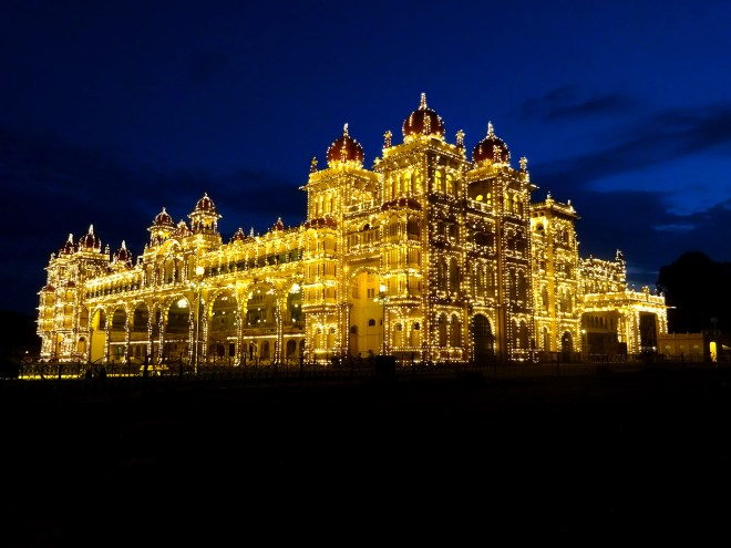 mysore-palace-lights