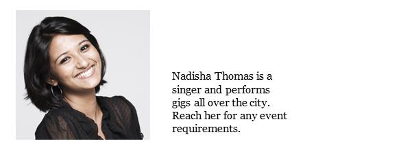 nadisha thomas