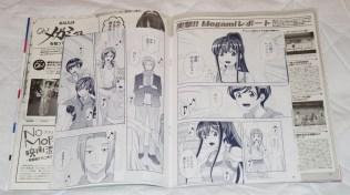 Megami MAGAZINE March 2015 Article 13