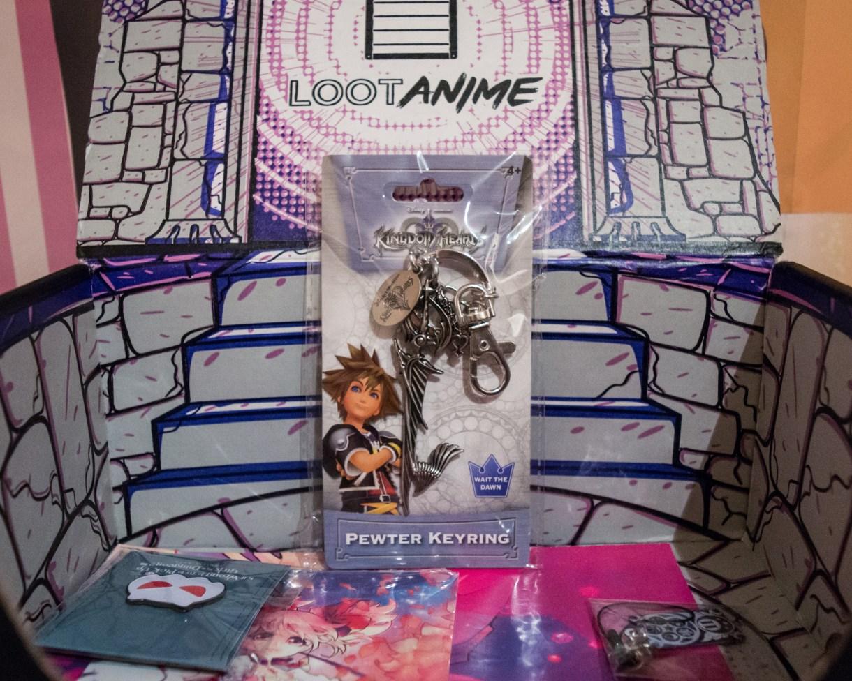 Loot Crate Anime Equip Crate ENCHANT Spotlight 0008