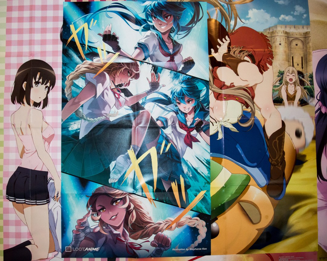 Loot Crate Anime May Duel Crate Spotlight 0010