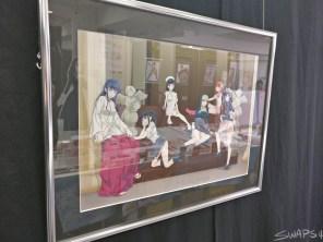 40hara Exhibition at Akihabara at Toranoana-Akihabara-C-Store 0036