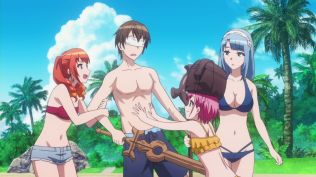 Okaasan Online OVA Blu-Ray Anime 0126
