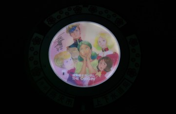 LED Anime-Themed Manhole Covers Take Over Tokorozawa City in Japan Mobile Suit Gundam The Origin 7