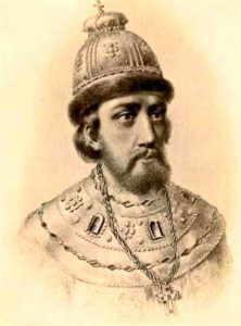 Иоанн Иоаннович, сын Иоана IV Грозного