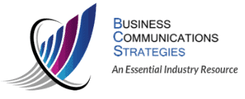 Business Communications Strategies logo