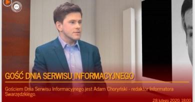 W Telewizji STK wspominano Piotra Choryńskiego