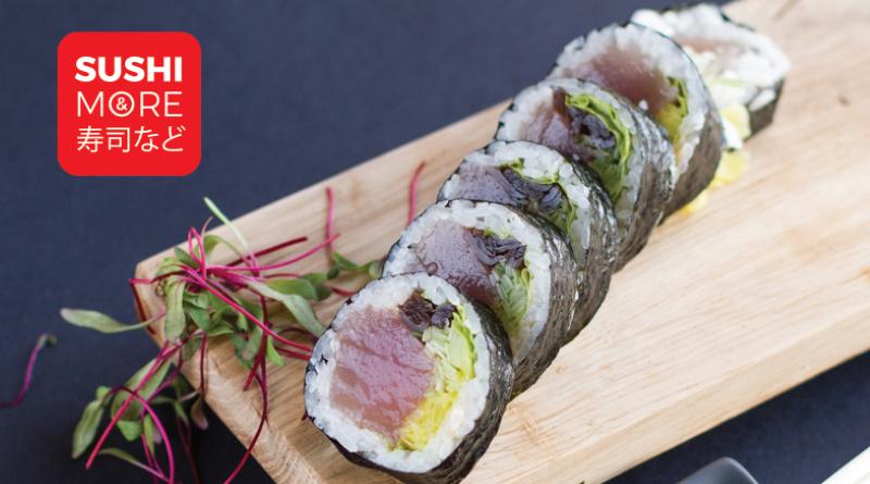sushi and more Swarzędz