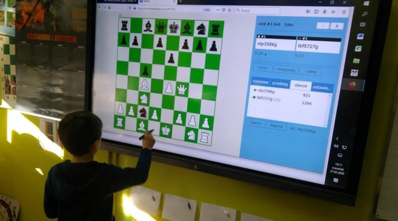 edukacja innowacja szachy Swarzędz
