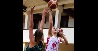 zawodniczka Lider Basket Swarzędz