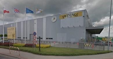 COVID-19 u pracownika fabryki Twinings