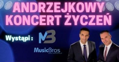 Andrzejkowy Koncert Życzeń
