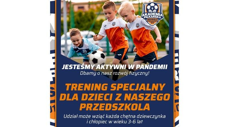Akademia Piłkarska Reissa dzieci