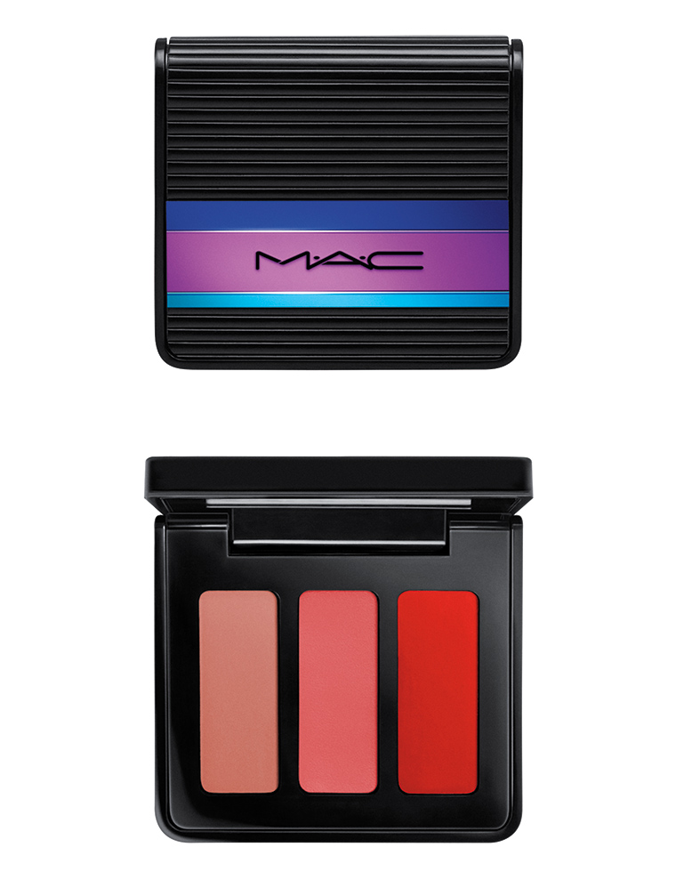 MAC Cosmetics Enchanted Eve Holiday 2015 Lips Palette Coral