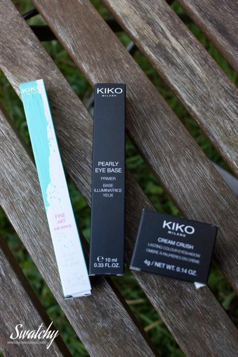 Kiko mini haul, packaging