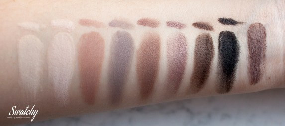 And my other Artdeco matte shade next to these: 30.517