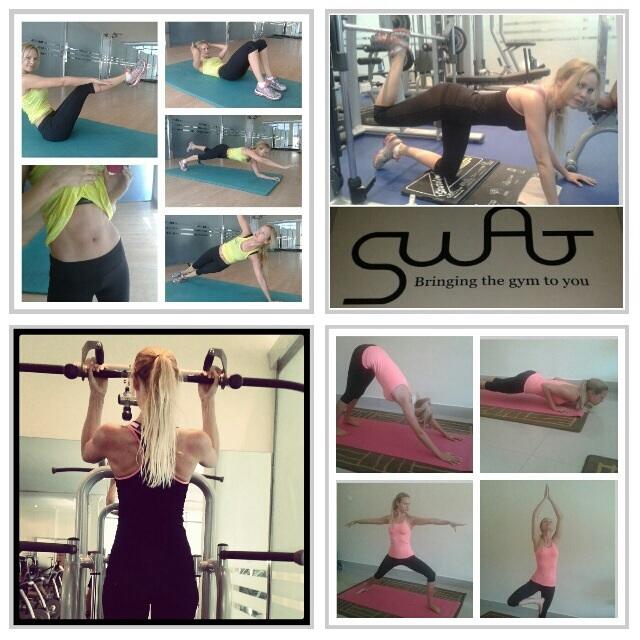 Summer workout