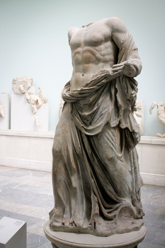 Now you know why handsome men are called Greek Gods? :D