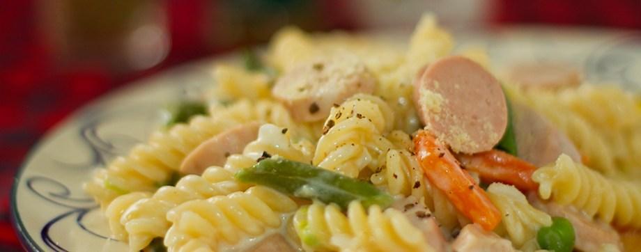 Single pot pasta