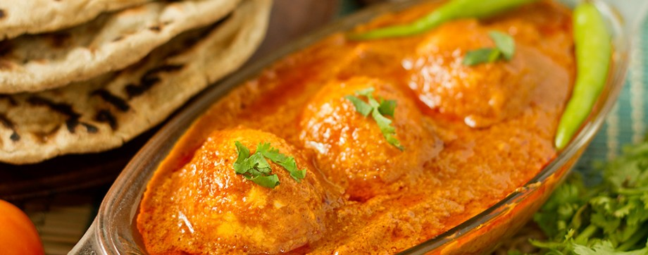 Egg Curry Kolhapuri Style