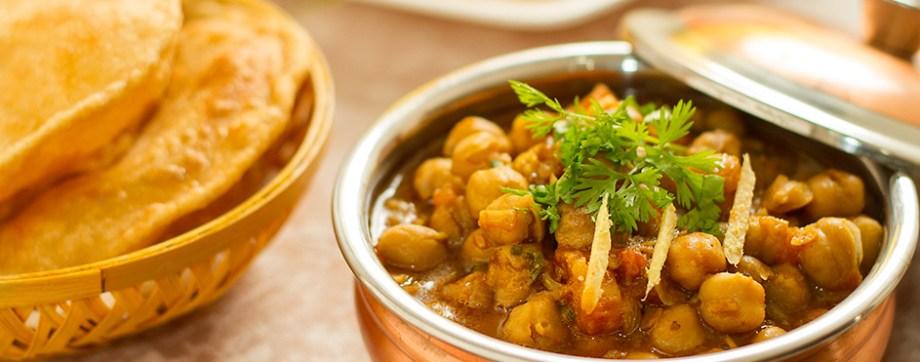 Punjabi chhole - Chana Masala