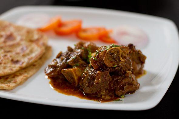 Punjabi Style Mutton Curry