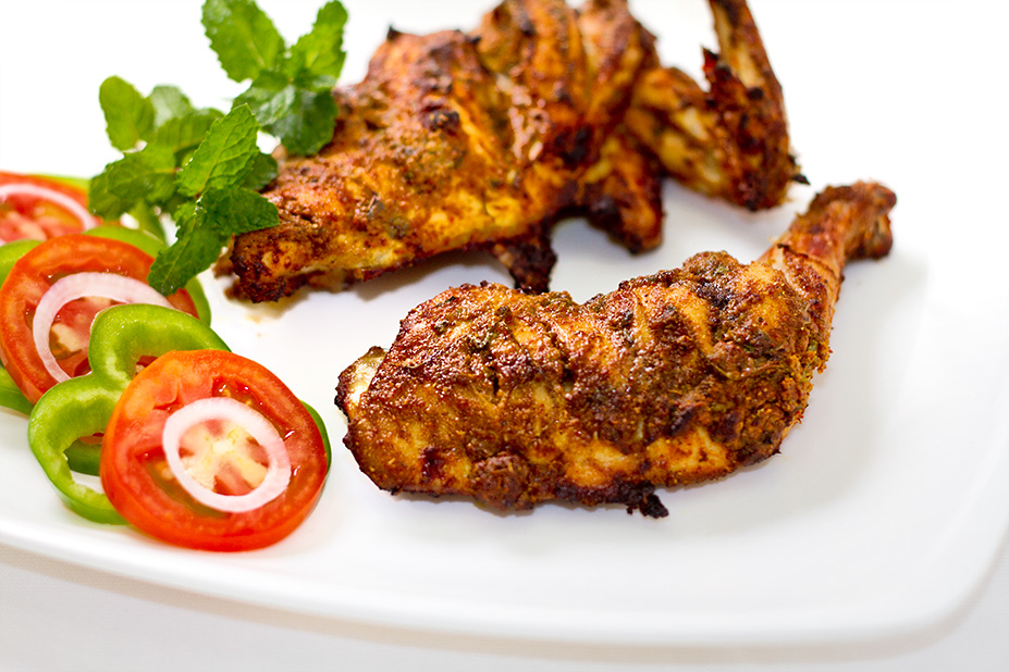 Tandoori Chicken In Airfryer Swati S Kitchen