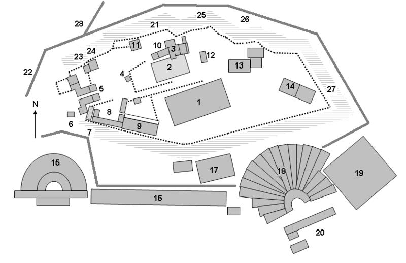 Plan Akropolu Ateńskiego
