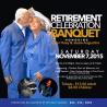 Retirement Celebration Banquet