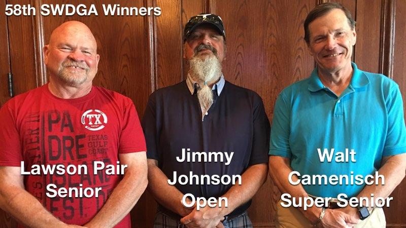 58th SWDGA Winners